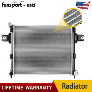 2839 Radiator For 2006 2010 Jeep Commander Grand Cherokee Laredo 3 7l 4 7l 6 1l