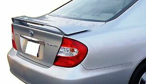 2002 2006 Toyota Camry Painted Factory Style Rear Spoiler Wing Brand New