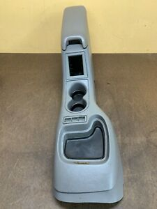 94 97 Chevy Blazer S 10 Sonoma Gmc Jimmy Center Console Oem Light Grey Gray Read