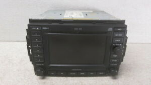 06 07 Magnum Charger Am Fm Cd Dvd Navigation Rec Radio Receiver Oem Lkq