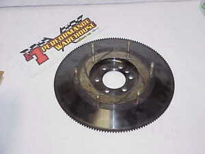 Quartermaster Lightweight 153 Tooth Chevy Flywheel For 7 25 Clutch 509132 F2