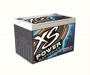 Xs Power D1600 16v 2400 Max Amps Agm Racing Battery