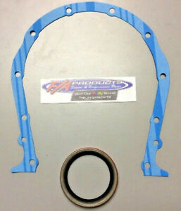 Fel Pro 45060 16020 Big Block Chevy Gen 4 396 454 Timing Cover Gasket And Seal