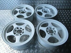 Jdm Desmond 15x6 5jj 45 Wheels Rims Spoon Sw388 Civic Dc2 Db8 Eg 4x114 Type R