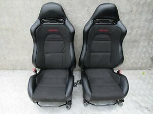 For Jdm Mitsubishi Evo7 8 9 Ct9a Lancer Evolution Viiii Turbo Recaro Front Seats