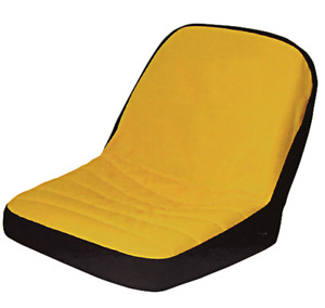 Seat Cover large Lp92334 Fits John Deere Mower Gator Seats Up To 18 High