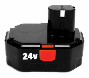 Performance Tool 24 Volt Battery Pack For W50042 W50043