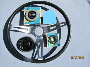 69 75 Chevrolet Comfort Grip Steering Wheel Corvette Camaro Chevelle Ls6 Zl1 Z28