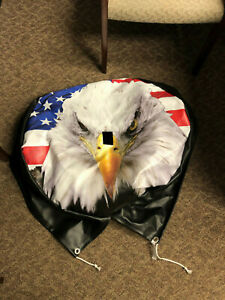 American Eagle Tire Cover With Camera Hole From Jeep Liberty But I Fits Other