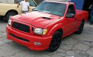 2001 02 2003 2004 Toyota Tacoma Concept1 Front Bumper Cover Body Kit