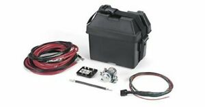 Warn 77977 Battery Control System Dual Solenoid Switch 12 V Kit