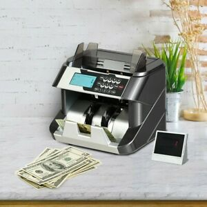 Counting Money Counter Machine With Uv mg ir dd Point Of Sale Money Handling