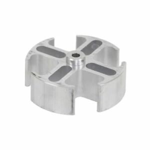 Fal 872 Fan Spacer Aluminum 1 00 Thick Universal Each