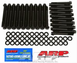 2 Arp Cylinder Head Bolts High Performance Hex Head Chevy 348 409 Kit 135 3602