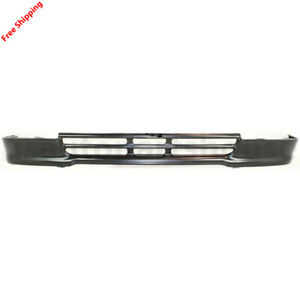 New For Toyota Pickup Front Bumper Lower Valance Steel Fits 1992 1995 To1095105