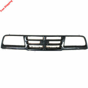 New For Geo Tracker Front Black Grille Fits 1996 1998 Gm1200379 91172729