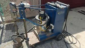 Truco Milwaukee Core Drill And Cart With Water Coolant Vacuum System