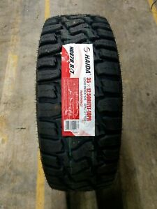35x12 50r17lt Haida R T 10ply Hd878 125q Load E Set Of 4