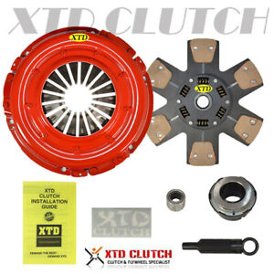 Xtd Stage 3 Clutch Kit 1998 1999 2000 2001 2001 Camaro Firebird 5 7l Ls1 8cyl