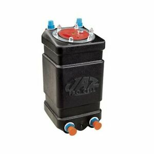 Jaz Nitrous Enrichment Fuel Cell 1 Gallon Plastic Black 220 001 01 6 x6 x12