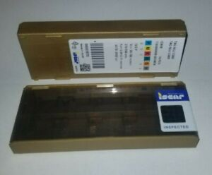 Tag N3j Ic808 Iscar 10 Inserts Factory Pack
