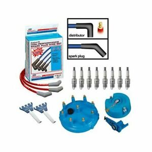 Summit Racing Ignition Tune Up Kit Pro Pack 06 0001