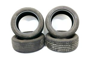 Set Of 4 Used Dextero Touring 215 55r17 215 55 17 17 Tires Tire 7 10 32