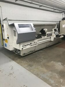 Clausing Colchester Cnc Lathe 21 X 120 price Reduced
