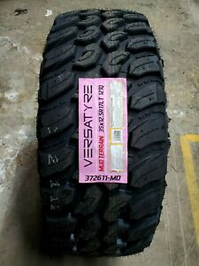35x12 50r17lt versatyre Mud Terrain M t 121q 10ply set Of 4
