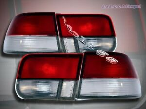 Fit For 1996 1997 1998 1999 00 Honda Civic Lx ex si Tail Lights