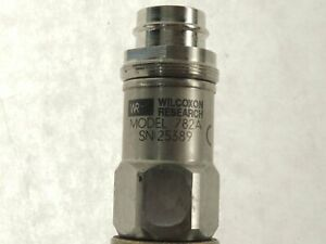 Wilcoxon Research Model 782a Industrial Piezoelectric Accelerometer