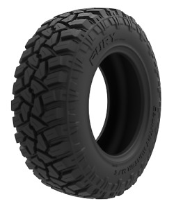 Lt265 70r17 Fury Off Road Country Hunter M T Ii 121q 10ply Set Of 4