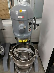 Heavy Duty Commercial Two speed 60 Quart Floor Mixer Hobart P660