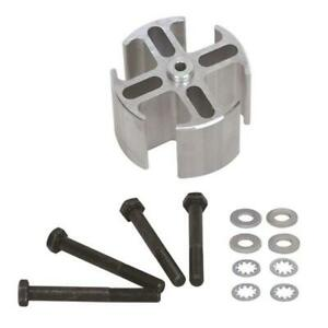 Fal 14536 Fan Spacer Alum 2 Thick 5 8 Pilot Spacer Bolts Washers Fits Dodge