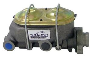 Master Cylinder Cast Iron Natural 1 125 Bore Dual Reservoir Shallow Bore