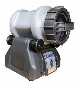 Frankford Arsenal Platinum Series Rotary Tumbler Lite with Clear Viewing Wind...