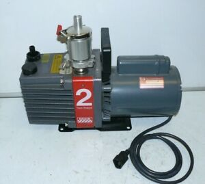 Boc Edwards E2m2 Rotary Vane Dual Stage Mechanical High Vacuum Pump