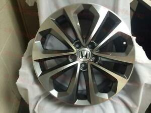 18 Accord Hfp Style Alloy Rims Wheels Set Of Four Rims Brand New Fits Honda