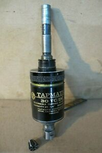 Tapmatic 30 Tc dc Reversible Tapping Attachmnet 0 1 4 Cap