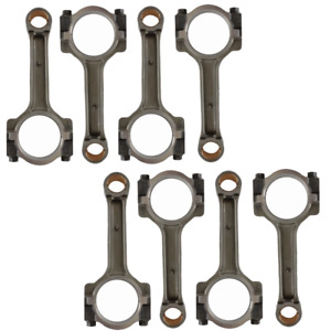 Set Of 8 Reconditioned Floating Pin Connecting Rods For Chevrolet Gen Iv Ls