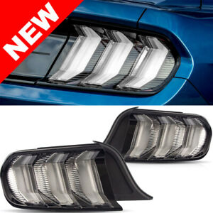 15 19 Ford Mustang Facelift Euro Style Customizable Sequential Led Taillights