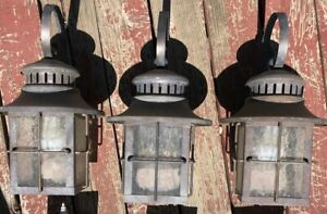 Porch Light Fixture Wall Sconce Vintage Look