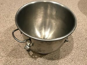 Genuine Hobart Hl20 Nsf8 20 Qt Commercial Mixing Mixer Bowl Stainless