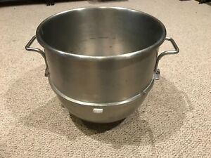 Hobart A 40ss A 40 40 Qt Commercial Mixing Mixer Bowl Stainless 2