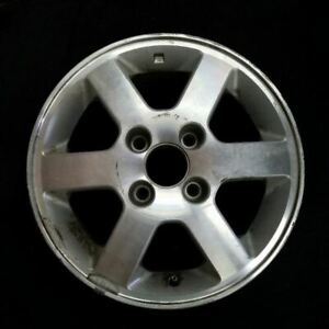 15 Inch Honda Accord 1998 2001 2002 Oem Factory Original Alloy Wheel Rim 63819