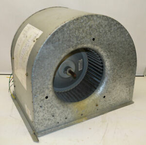 Ge 3 4 hp 1 ph 3 speed Squirrel cage Blower Fan Exhaust Industrial 208 230v