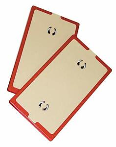 Zipwall Non skid Plates 2 Pack Nsp2 Each