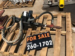 Vermeer Pb1 Hyd Pump Boring Attachment Take Off From Trencher Chain Drive Parts
