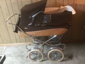 Vintage Perego Baby Carriage