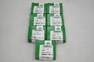 Ina Axk1024 Thrust Needle Bearing Axial Cage Roller Lot Of 7